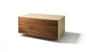 Cubus Pure Bedside Table