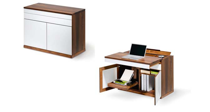 cubus writing desk pepper design. Black Bedroom Furniture Sets. Home Design Ideas
