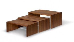 Ponte Three-Piece Coffee Table