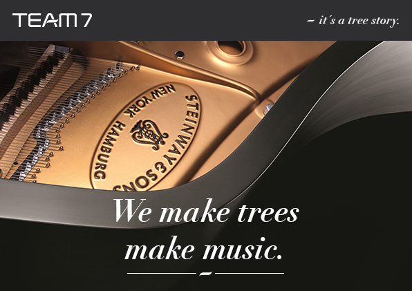 "TEAM7 – ""We make Trees make Music"""