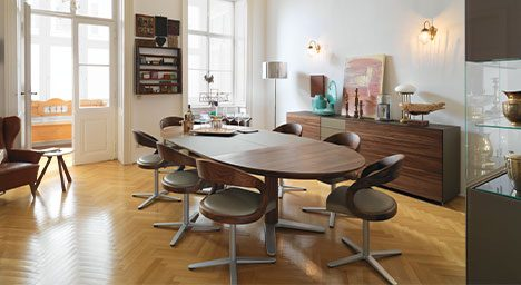 TEAM 7 Girado Table