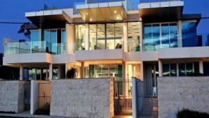 Three Luxury Townhouses