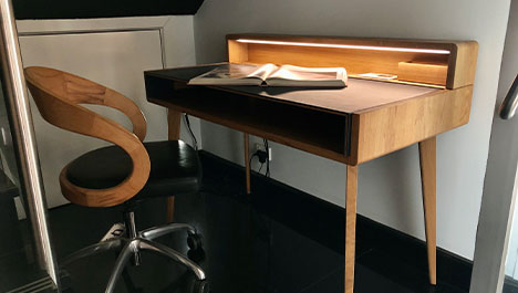 TEAM 7 SOL Writing Desk