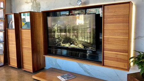 TEAM 7 Lux TV-Wall Unit